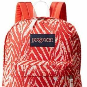 NEW JANSPORT Backpack Superbreak Coral Peaches